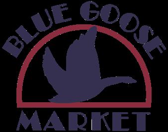 Blue Goose Market Logo